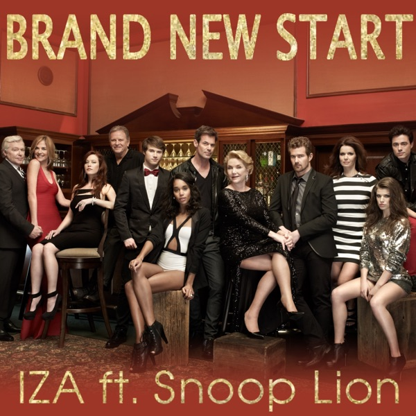 Brand New Start (feat. Snoop Lion) - Single