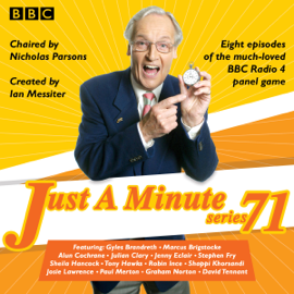 Just a Minute: Series 71: All eight episodes of the 71st radio series audiobook