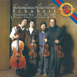 Yo-Yo Ma - Mozart: Adagio and Fugue in C Minor - Schubert: String Quartet No. 15