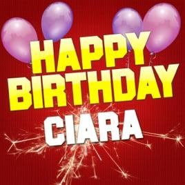 Happy Birthday Ciara Remi Ep