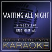 Waiting All Night (Karaoke Version)