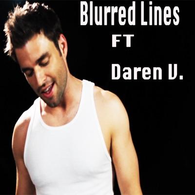 Blurred Lines (feat. Daren Vongirdner) - Single - Chris Thompson