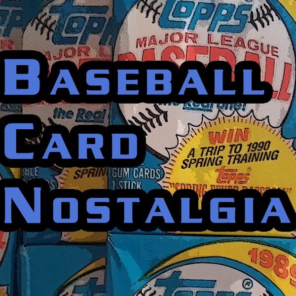 Baseball Card Nostalgia