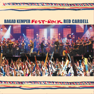 Bagad Kemper & Red Cardell - Fest Rock (Celtic music from Brittany - Keltia Musique)
