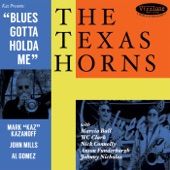 The Texas Horns - You're Driving Me Crazy