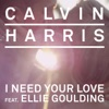 I Need Your Love feat Ellie Goulding Single