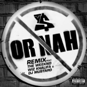 Or Nah Feat. The Weeknd, Wiz Khalifa And DJ Mustard [Remix] Ty Dolla $ign - Ty Dolla $ign