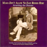 Mama Don't Allow No Easy Riders Here: Classic Piano Rags, Blues, & Stomps 1928-35