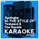 Apologize (In the Style of Timbaland & One Republic) [Karaoke Version] - Ameritz Digital Karaoke