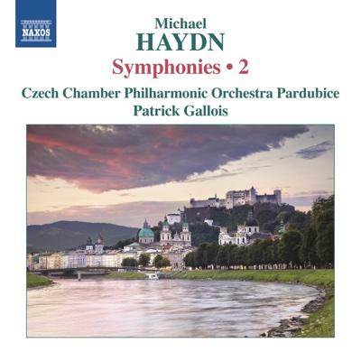 M. Haydn: Symphonies, Vol. 2 - Filip Dvořák, Czech Chamber Philharmonic Orchestra Pardubice & Patrick Gallois album