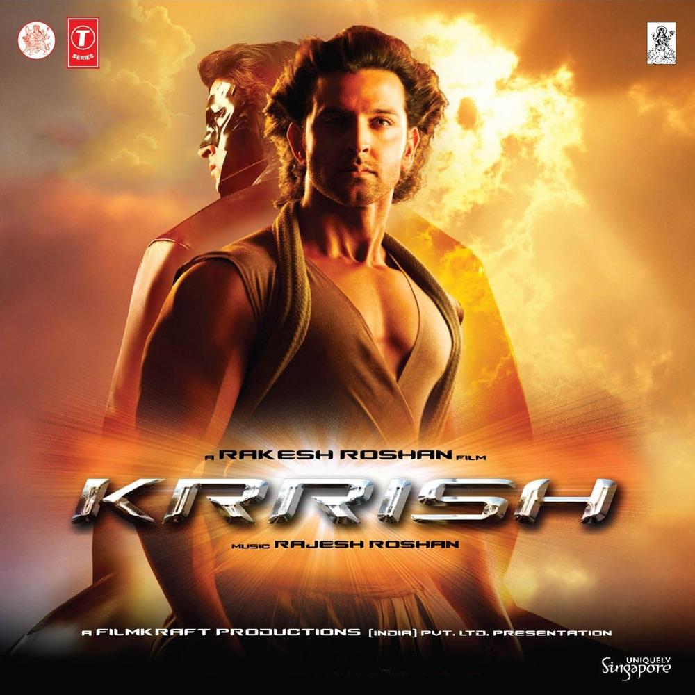 Krrish (Original Motion Picture Soundtrack) – Album (iTunes Plus M4A)