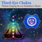 西藏頌缽七輪冥想療癒音樂─眉心輪 (打開直覺與洞察力)