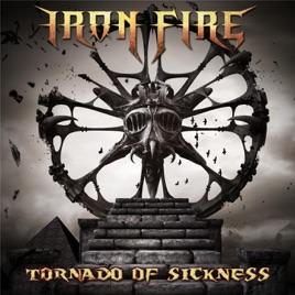 The Sickness Album Cover