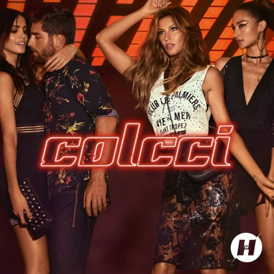 Colcci: Party All the Time - Alok, Bassnez & Daavar & Zeppeliin album
