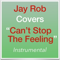 Can't Stop the Feeling (Instrumental) [Key-4 Version]