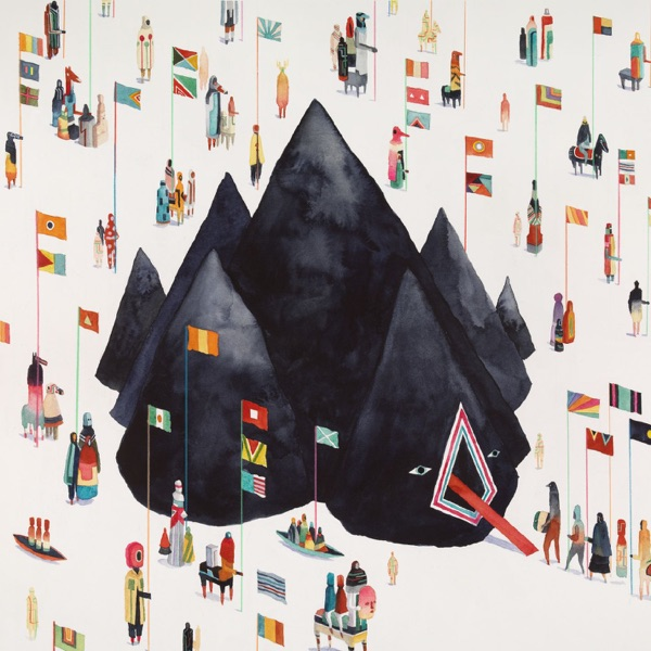 Home of the Strange Young the Giant album cover