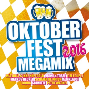 Oktoberfest Megamix 2016 – Various Artists