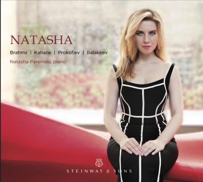 Natasha - Natasha Paremski album