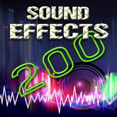 200 Sound Effects (The Ultimate Biggest Library)