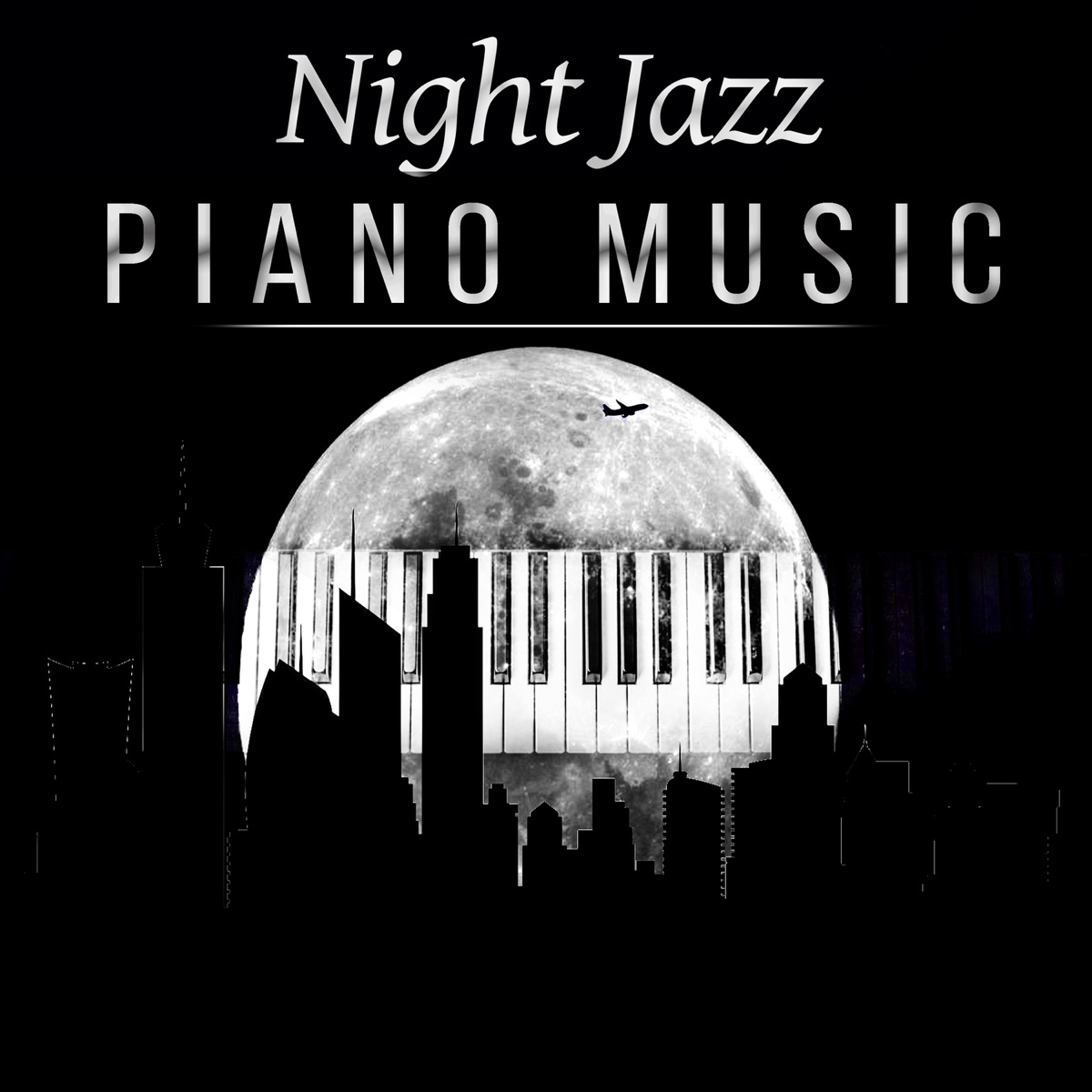 Night Jazz Piano Music – Relaxing Smooth Jazz, Soothing