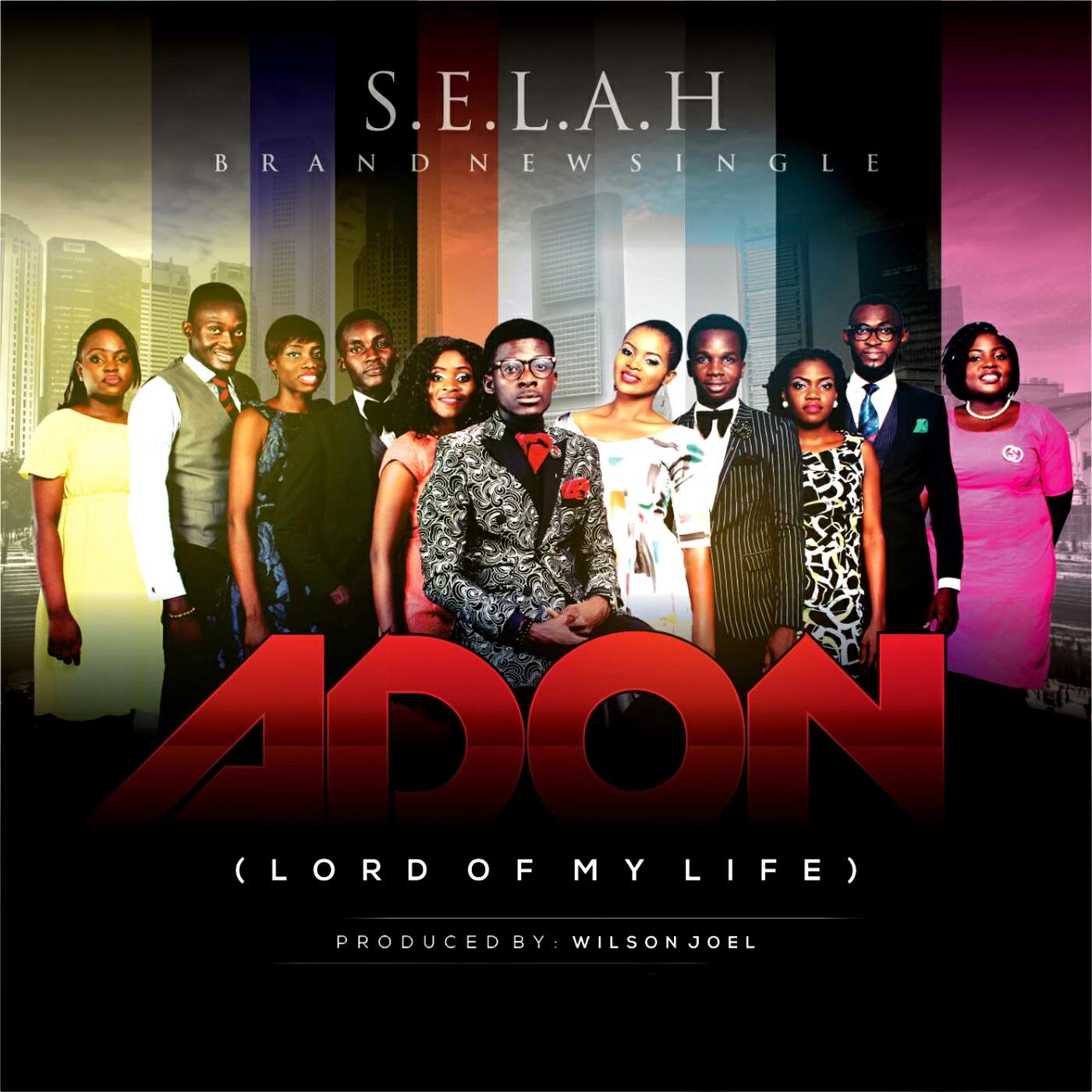 Adon (Lord of My Life) - Single