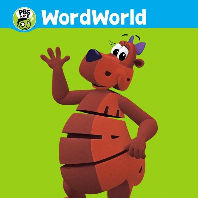 WordWorld, Vol. 1 On ITunes