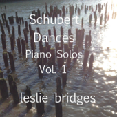 Schubert Dances Piano Solos, Vol. 1