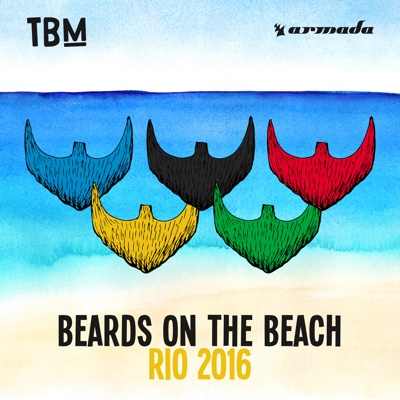 The Bearded Man - Beards on the Beach (Rio 2016) - Various Artists album