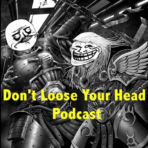 Cover image of DontLoseYourHead