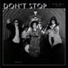 Don't stop - EP ジャケット写真