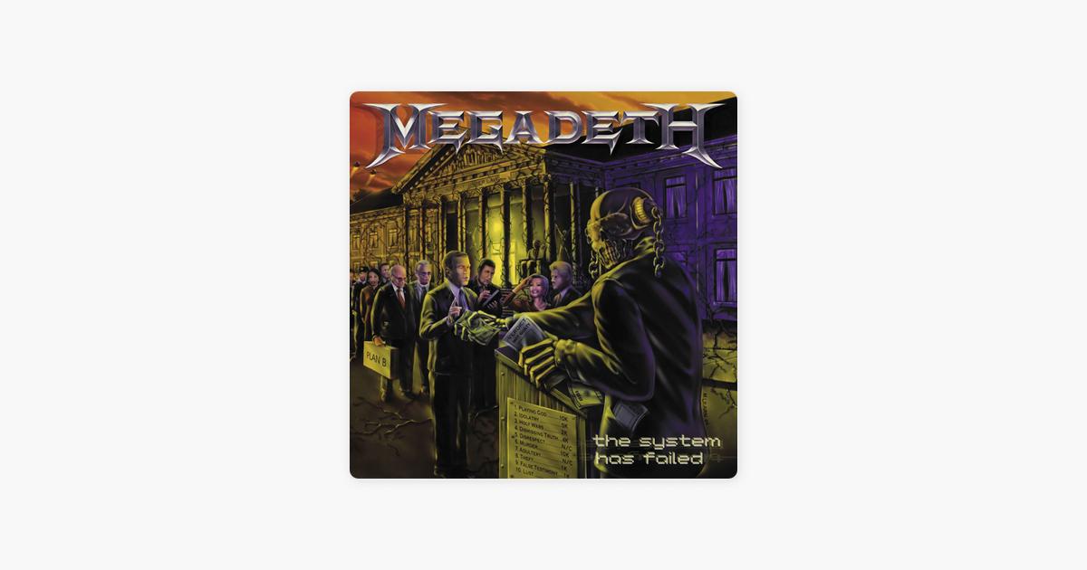 Megadeth shadow of deth lyrics