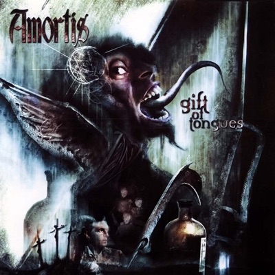 A Gift of Tongues - Amortis