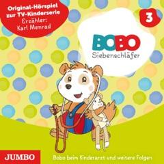Bobo beim Kinderarzt und weitere Folgen (Bobo Siebenschläfer 3)