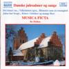 Musica Ficta & Bo Holten - Danske julesalmer og sange, Vol. 1 artwork