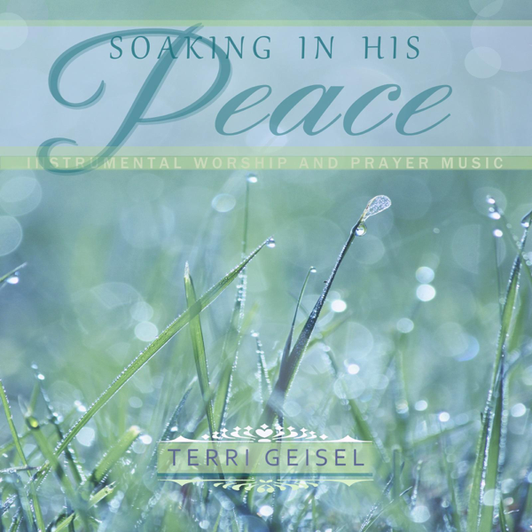 Soaking in His Peace (Instrumental Worship and Prayer Music) by Terri  Geisel