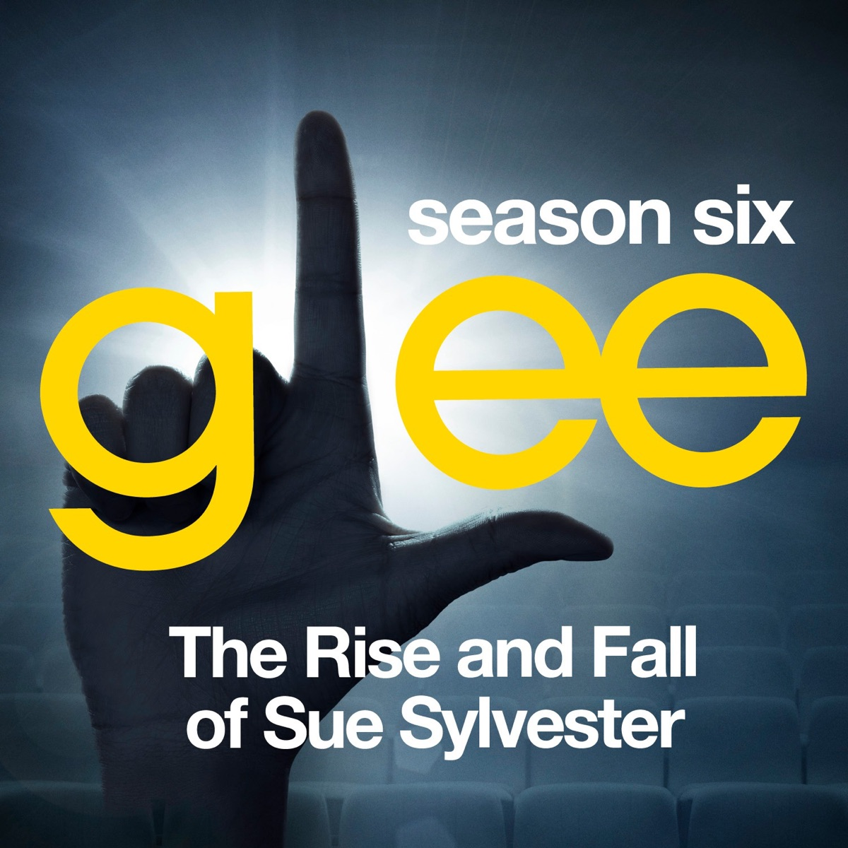 glee the music the rise and fall of sue sylvester ep glee cast cd cover