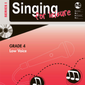 AMEB Singing for Leisure (Low Voice) Grade 4 [Series 1]