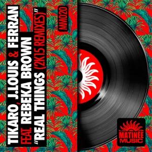 Tikaro & J.Louis & Ferran - Real Things feat. Rebeka Brown [Leo Blanco SuperTribal Remix]
