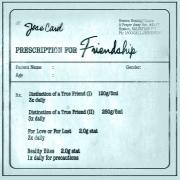 Prescription for Friendship - Jose Carol - Jose Carol