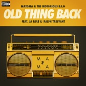 Old Thing Back (feat. Ja Rule & Ralph Tresvant) - Single