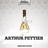 Arthur Petties - Out On Santa Fe Blues