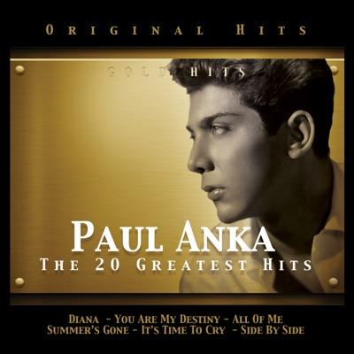 Paul Anka. The 20 Greatest Hits - Paul Anka