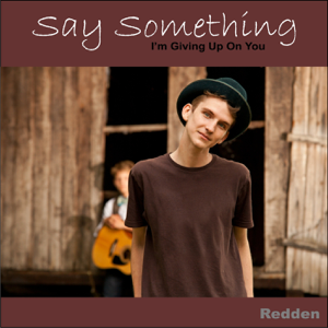 Sam Redden - Say Something I'm Giving Up on You