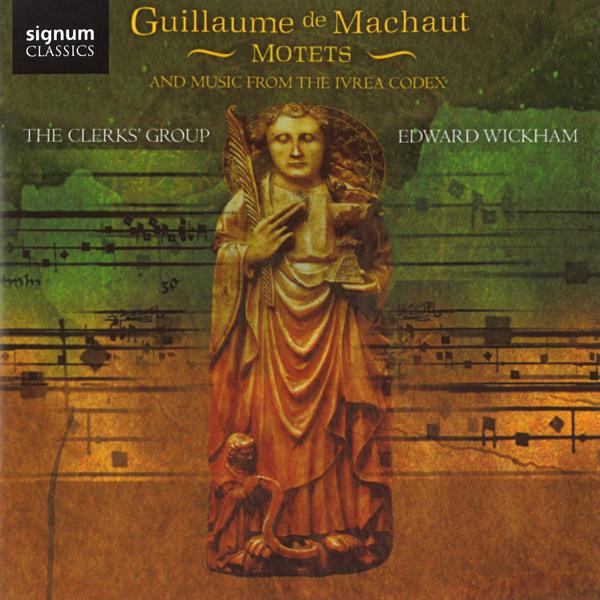 guillaume de machaut Guillaume de machaut lyrics with translations: douce dame jolie, je vivroie liement, ma fin est mon commencement, de toutes flours, riches d'amour, la messe de nostre dame.