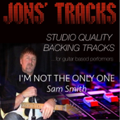 I'm Not The Only One Instrumental Backing Track [Minus Guitar] Jon Louisson - Jon Louisson