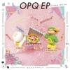 OPQ EP ジャケット写真