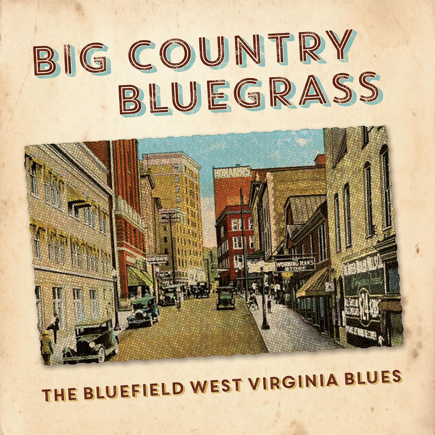 The Bluefield West Virginia Blues - Single