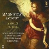 Magnificat en sol mineur, RV 610: II. Et exultavit artwork
