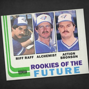 Rookies of the Future (feat. RiFF RAFF & Action Bronson) - Single Mp3 Download