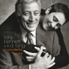 Tony Bennett & k.d. lang - A Wonderful World  artwork